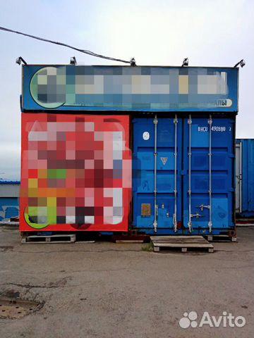 Помещение из контейнера  89147866202 купить 1