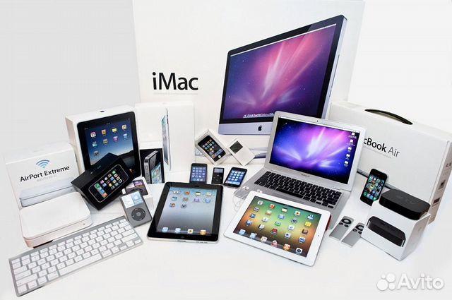 Интернет-магазин по продаже продукции Apple