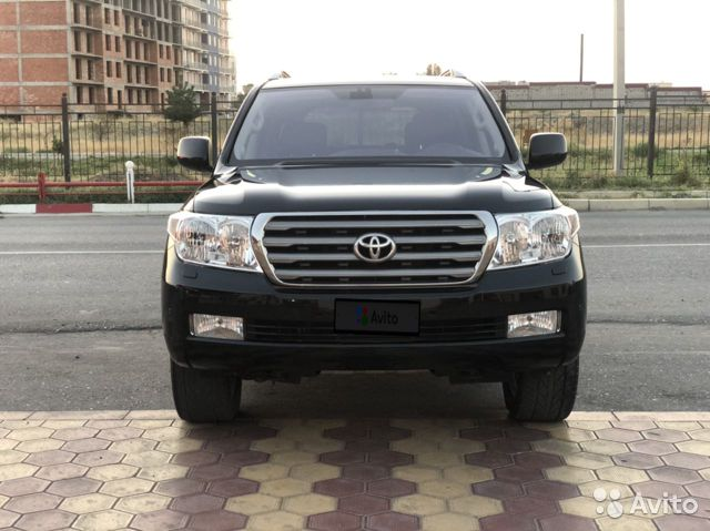 Toyota Land Cruiser, 2011  89270556666 купить 9