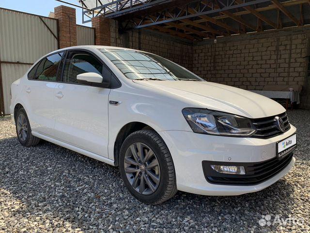 Volkswagen Polo, 2019  купить 2
