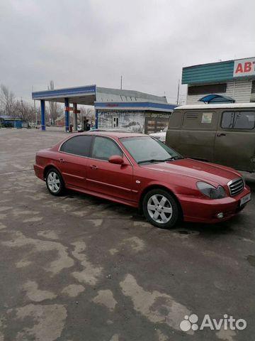 Hyundai Sonata, 2004  89181761991 купить 4