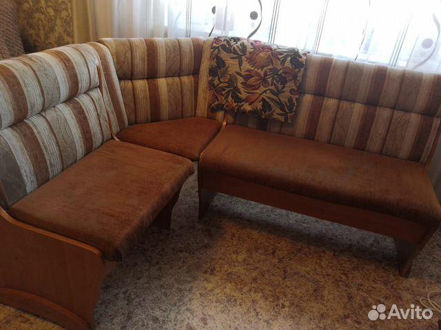 Кухонный уголок и стол  89046710354 купить 2