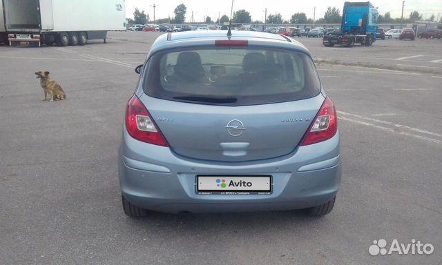 Opel Corsa, 2009  89097874073 купить 4