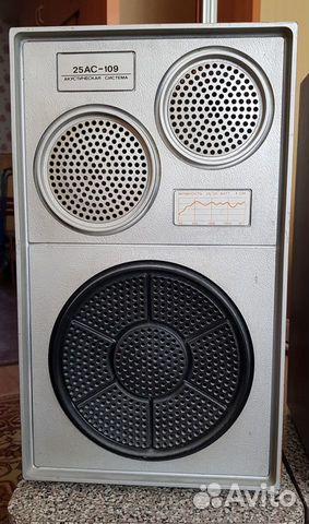 Акустическая система 25ас-109  купить 3