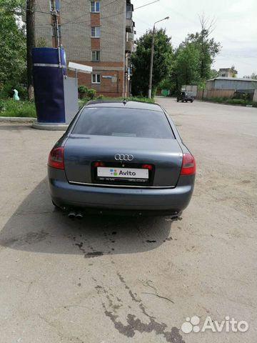 Audi A6, 2002  89606141708 купить 3