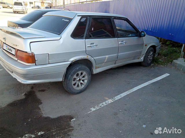 VAZ 2115 Samara, 2003  89641574057 buy 3