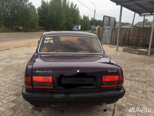 ГАЗ 3110 Волга, 2000  89062953415 купить 5