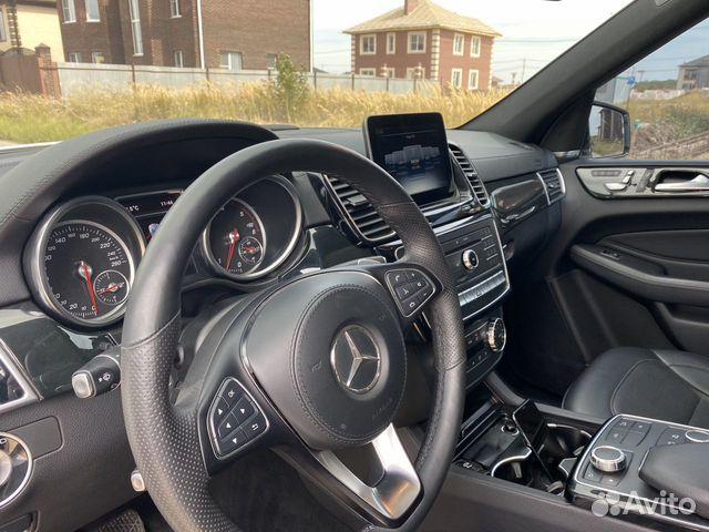 Mercedes-Benz GLS-класс, 2017
