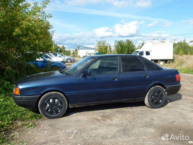 Audi 80, 1988  89065146251 купить 1