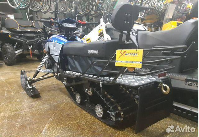 Снегоход sharmax SN-210 forester  83496490490 купить 3
