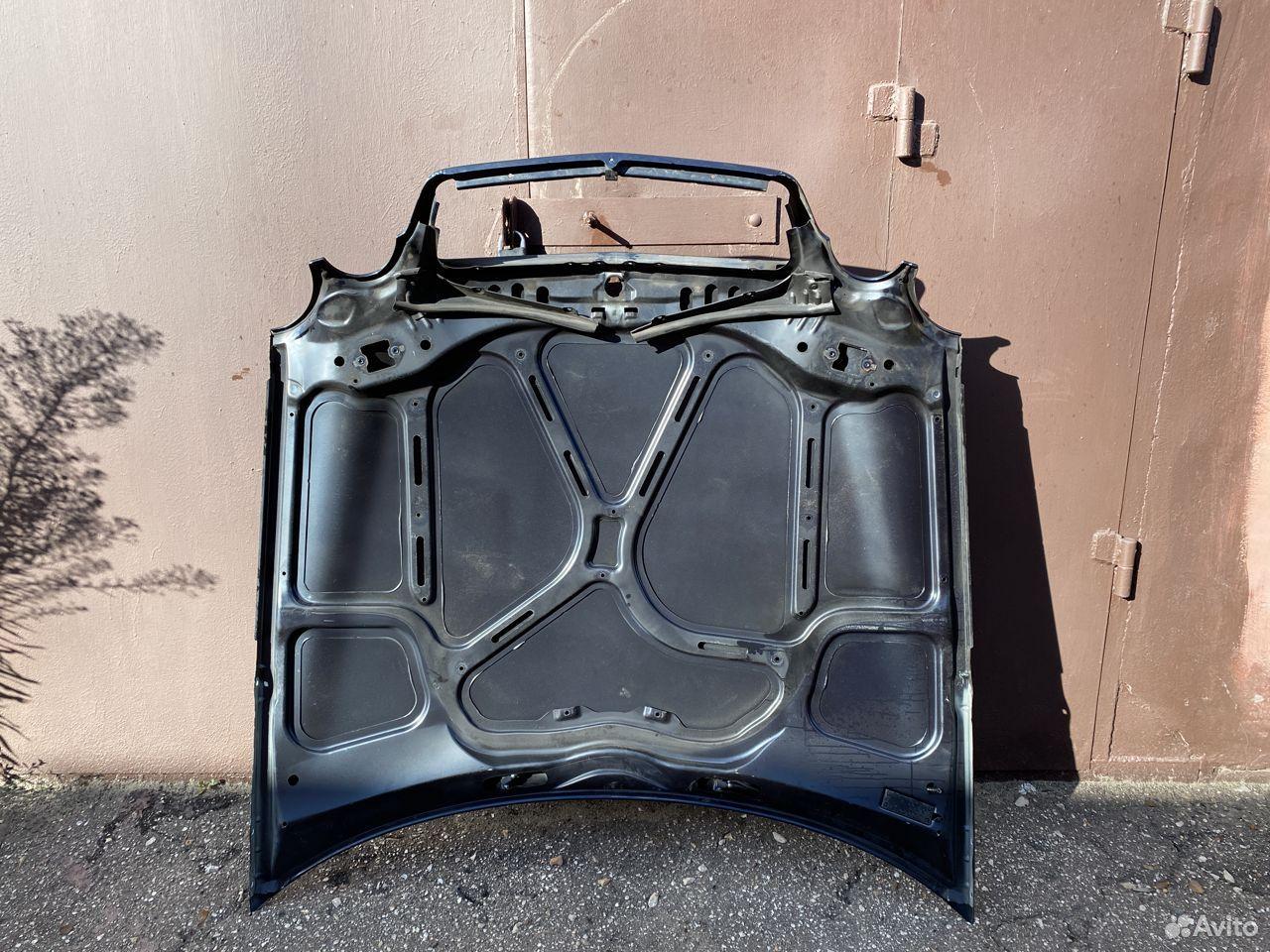 Капот Mercedes CLK W208 дорестайлинг  89534684247 купить 4