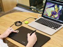 Графический планшет Deco 02 — Планшеты и электронные книги в Геленджике
