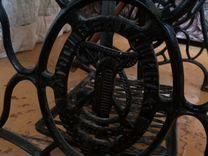 Швейная машинка singer кованая