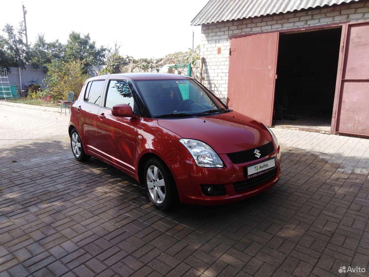 Suzuki Swift, 2007  89606361352 купить 5