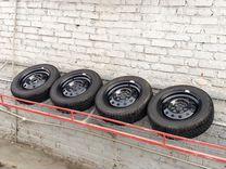 Колёса новые R14 с колпаками LADA