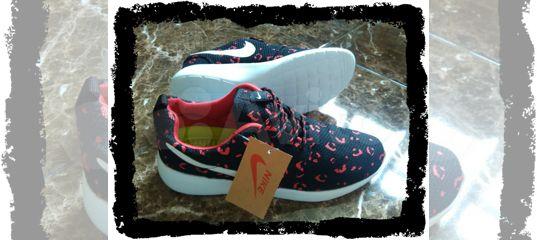 59b87ba4591d Новые женские кроссовки Nike Roshe Run 36 размер купить в Москве на Avito —  Объявления на сайте Авито