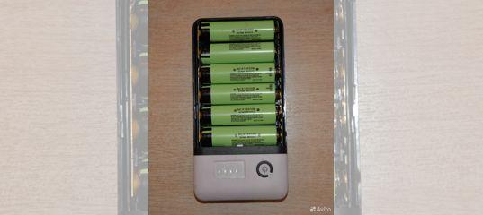 Внешний аккумулятор на 20400 mah