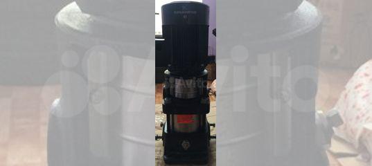 Консольный насос с двигателем в сборе grundfos