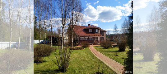 Дом 280 м² на участке 30 сот. в Московской области | Недвижимость | Авито