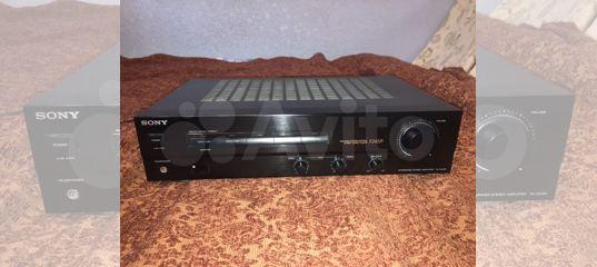 Усилитель стерео Sony TA-F245R