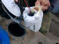 Топливный модуль Киа Рио 3 Хендай Солярис
