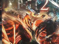 Атака титанов 2 PS4 прокат/обмен/продажа