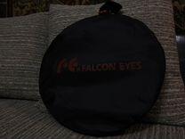 Белый отражатель Falcon Eyes 1m (не серебряный)