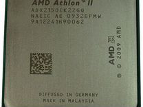 Процессор AMD Athlon II X2 215+ AM3