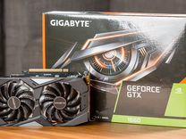 Видеокарта gigabyte GeForce GTX 1660 OC