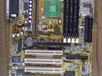 Asus P2B-F Slot1 AGP ATX 4sdram