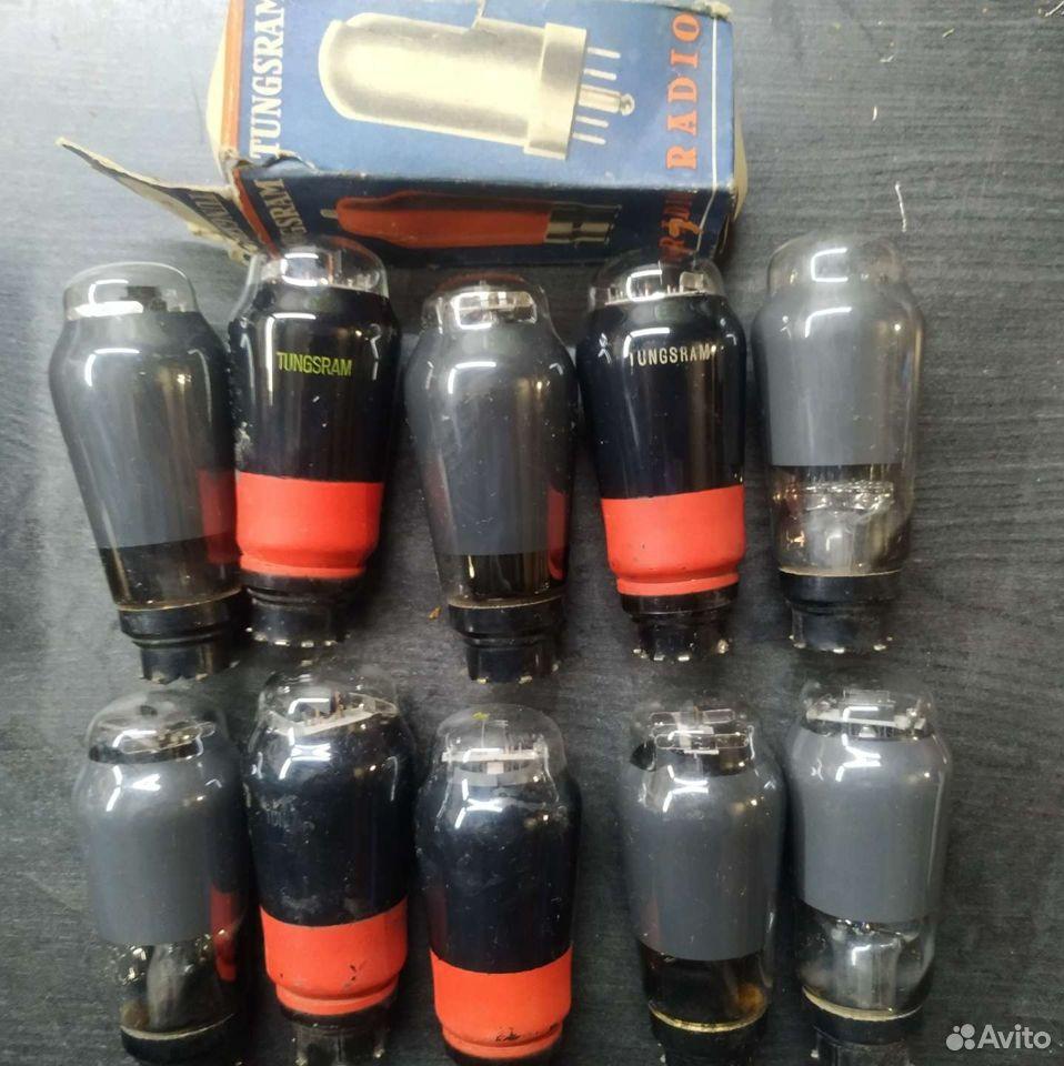 Радиолампы tungsram EL-6  89878219002 купить 1