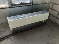 Конвектор медно алюминиевый 1600-420-220