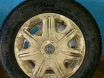 Продам зимние колеса на штампах