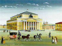 Большой театр 22 июня Захарова балет модерн