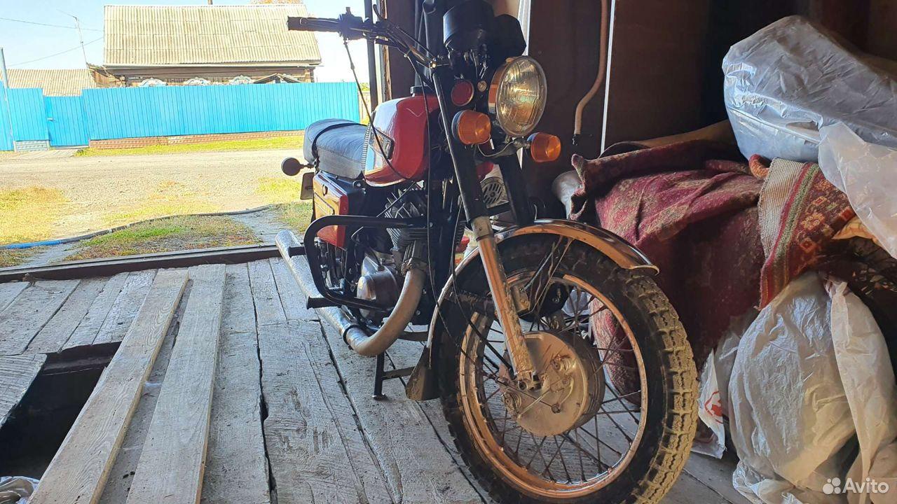 Мотоцикл иж-планета 5 (7-107)  89140408280 купить 5