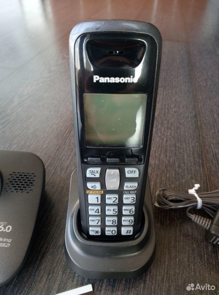 Радиотелефон Panasonic KX-TG6431  89131447675 купить 3