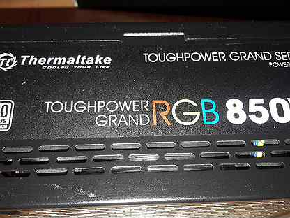 Блок питания ATX Thermaltake Toughpower Grand RGB