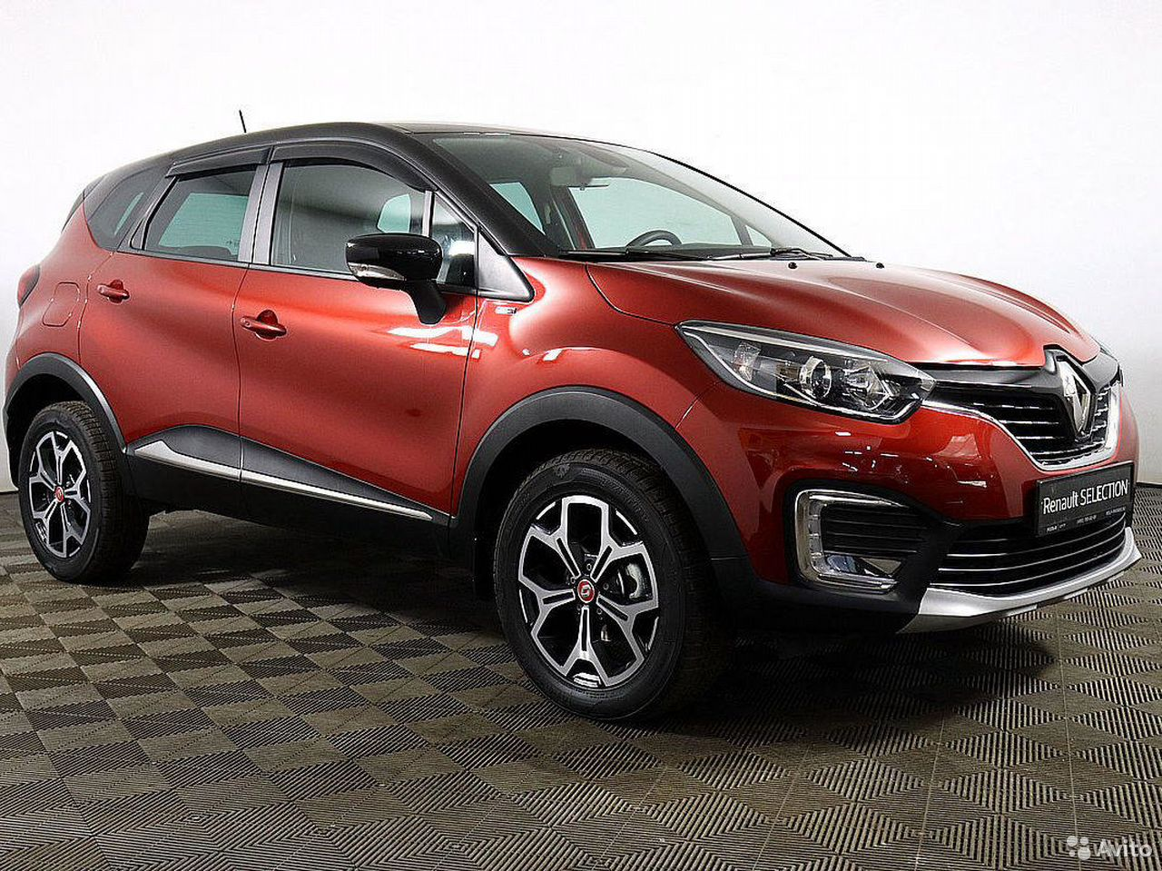 Renault Kaptur, 2019  84954101966 купить 3