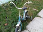 Советский велосипед Конёк гобунок