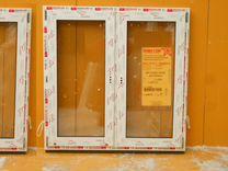 Окна пластиковые Б/У 1204х1198 мм