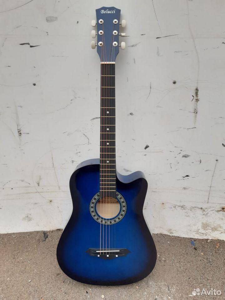 Гитара Belucci BC3810 BLS  89297550094 купить 1
