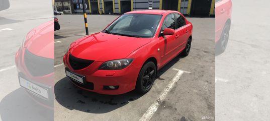 Mazda 3, 2006 купить в Северной Осетии   Автомобили   Авито