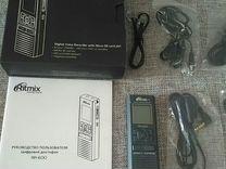 Диктофон цифровой Ritmix, 2gb, новый — Аудио и видео в Геленджике