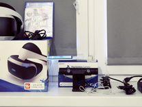Комплект Sony PlayStation VR