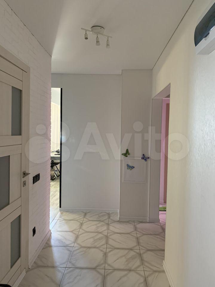 2-к квартира, 58.2 м², 9/10 эт.  89275113585 купить 8