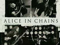 Билет на Alice In Chains в Москве (танц. портер)