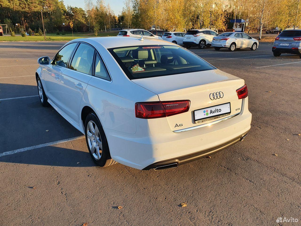 Audi A6, 2018  89588677578 купить 9