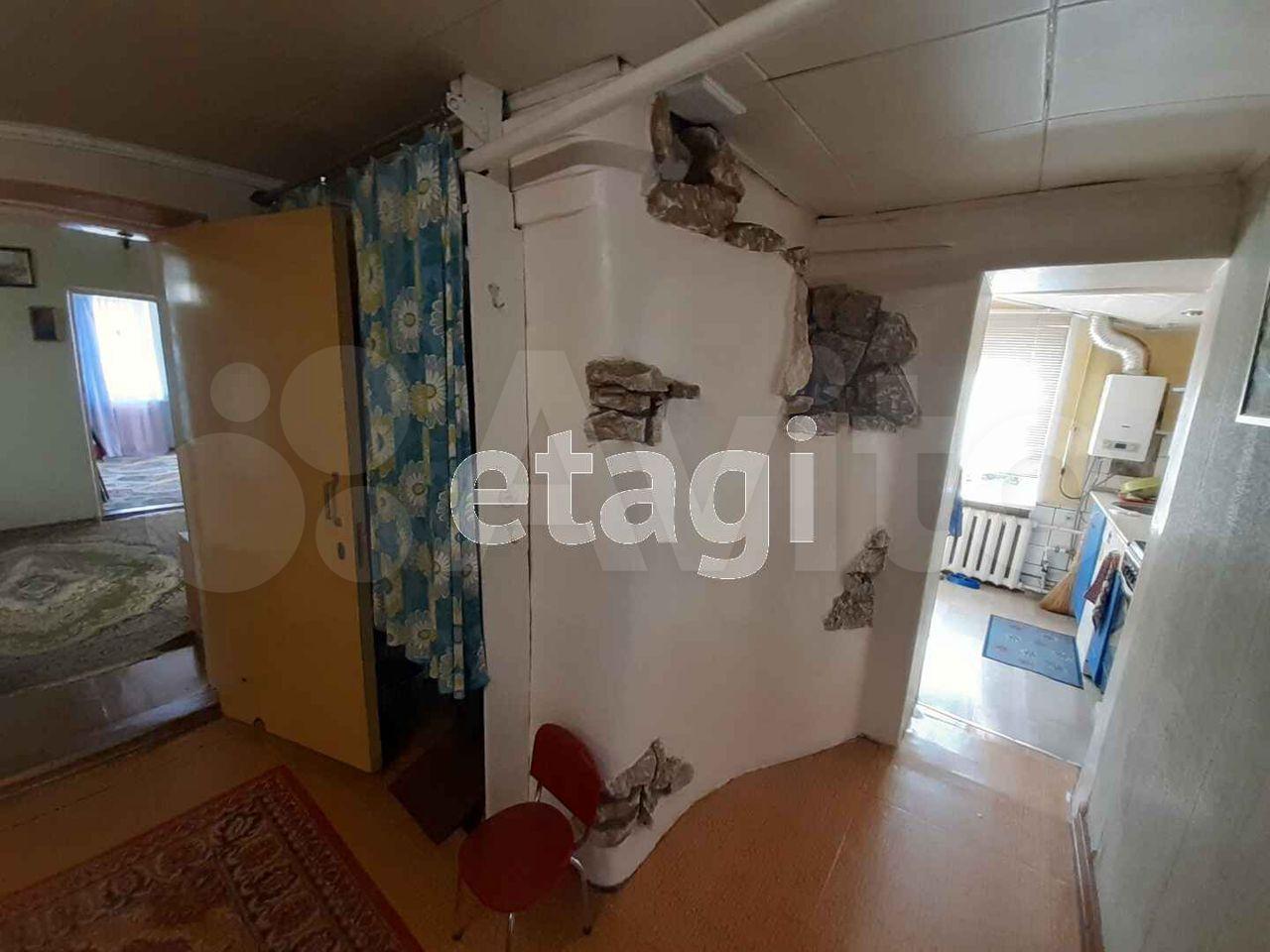 Дом 103 м² на участке 6.4 сот.  89610031970 купить 4