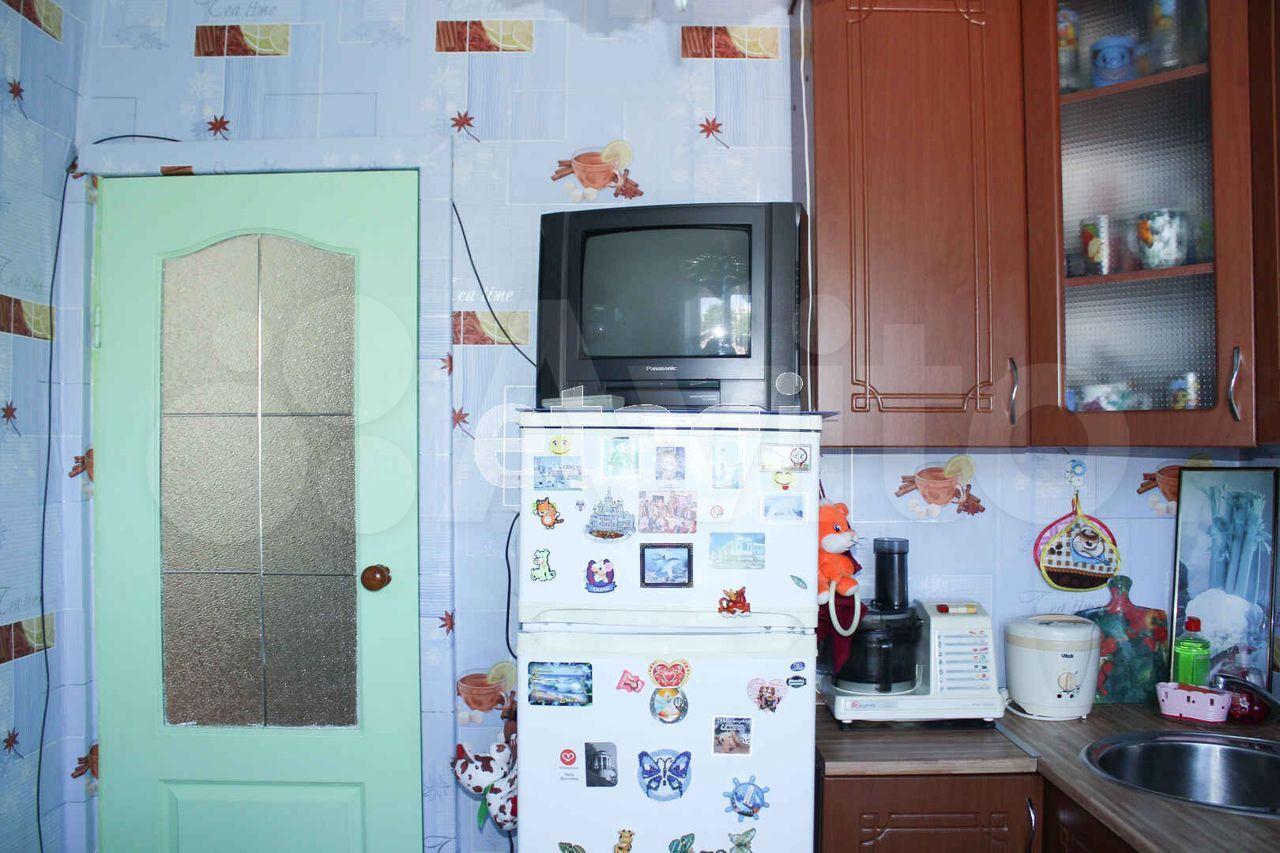 1-к квартира, 30 м², 4/4 эт.  89611538221 купить 8
