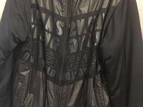 Чёрная куртка